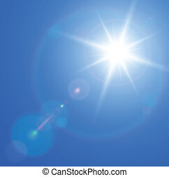 lentille, cornet alimentation soleil