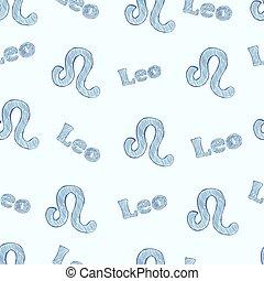 Leo seamless