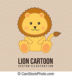 leone bambino