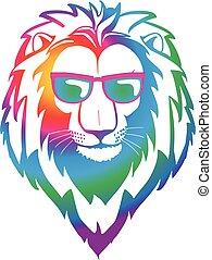 leone, fresco