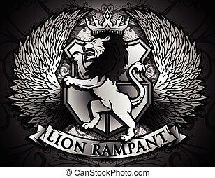 leone, rampant