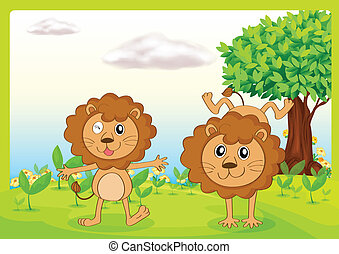 leoni, ballo