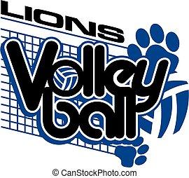 leoni, pallavolo