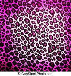 leopard, mönster