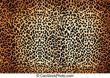 leopard pattern - wild animal pattern background or texture...