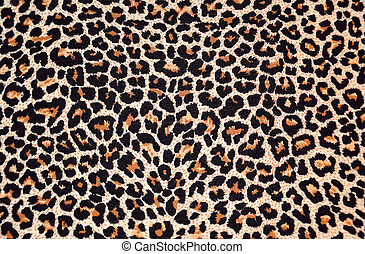 leopardo, resumen, piel, textura, (skin)