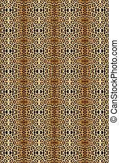 leopardo, struttura, fondo, pelle