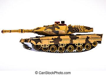 leopardo, tanque, 26