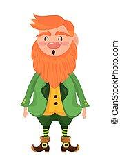 leprechaun beard dwarf