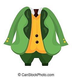 leprechaun dwarf outfit