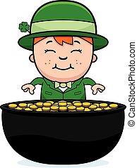 Leprechaun Pot of Gold
