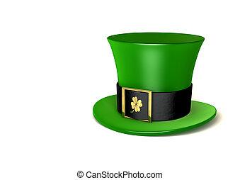 Leprechaun Shamrock Hat