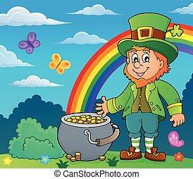 Leprechaun theme image 5