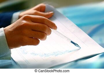 ler, relatório financeiro