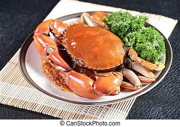 lera, krabba, singapore, chili