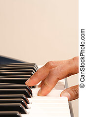 lernen, klavier