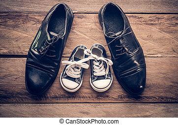 Concept Chaussures Père Chaussures Fils Père Fils Concept Père Concept rnWx0Urz