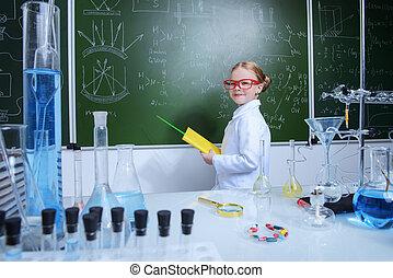 les, chemie