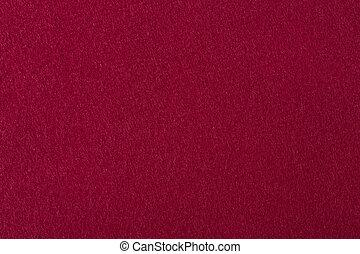 les, moquette rouge, fond, et, texture.