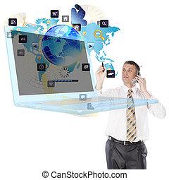les, newest, technologie internet