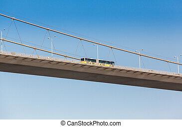 les, pont, sur, bosphore