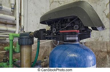 eau conditioner eau climatiseur canaux transmission image de stock recherchez photos. Black Bedroom Furniture Sets. Home Design Ideas