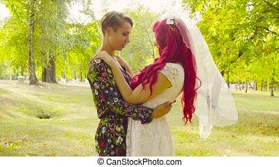Lesbische verleiden HD