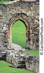 Lesnes Abbey 3
