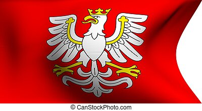 Lesser Poland Voivodeship coast of arms