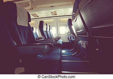 letadlo, domovní