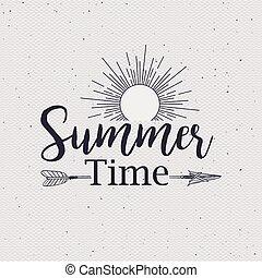 letni czas, projektować