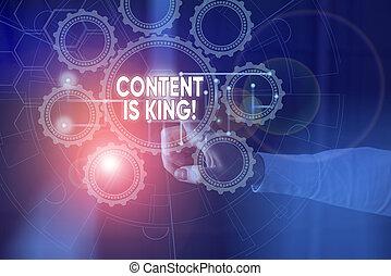 letra, foto, pago, significado, quadro, resultados, conteúdo, device., visibilidade, sistema, modernos, king., rede, esperto, non, busca, focalizado, conceito, tecnologia, texto, esquema, marketing, crescendo