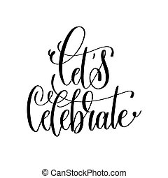 Let's Celebrate Clip Art And Stock Illustrations  Let's