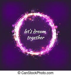 Let's dream together