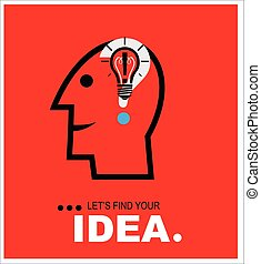 Let's find your idea.