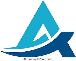 Letter A Logo Template Illustration Design. Vector EPS 10.