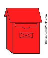 Letter box Clip Art and Stock Illustrations. 27,214 Letter ...