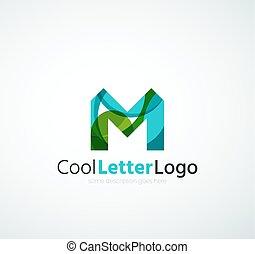Letter company logo
