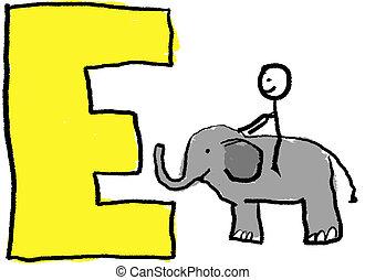 letter e clip art and stock illustrations 34 624 letter e eps rh canstockphoto com letter a clipart letter a clip art images