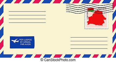 letter from Belarus