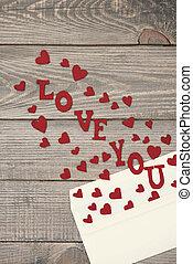 Letter full of big love