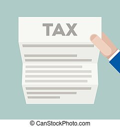 Letter Tax