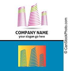 Letter W logo symbol design templat