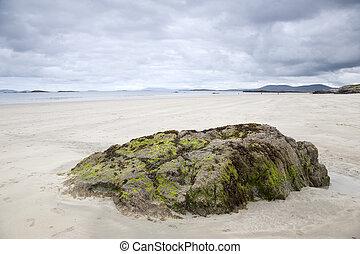 Lettergesh Beach, Connemara National Park