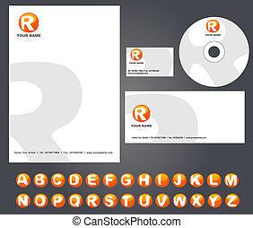 Letterhead design with logo - 4 - Corporate Identity...