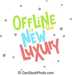 lettering-01, offline