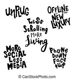 lettering-03, offline