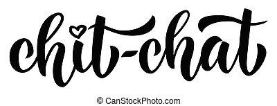 lettering, chit-chat., coberturas, cute, cadernos, postais, ...