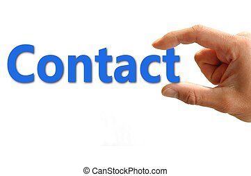 Lettering Contact