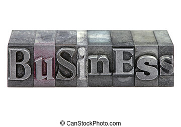 Letterpress Business